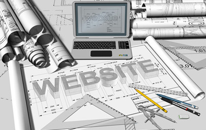 Website Design and Management Solutions Image - Architect