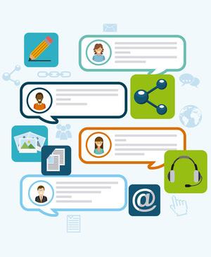 Website Design Image - Interaction