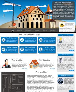 Website Design Image - Static Content