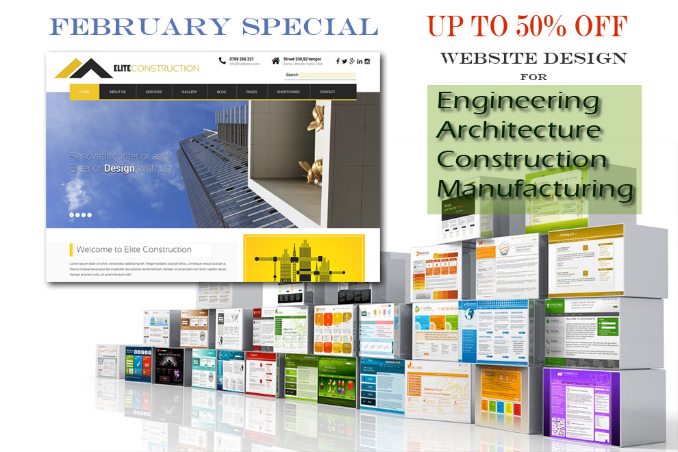 Engineering Website Offer Image