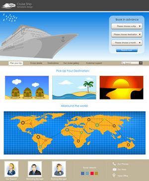 Website Design Image - Dynamic Content