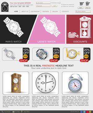 Website Design Image - Shopping