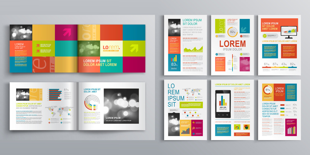 Portfolio Graphic Design Project - Brochure