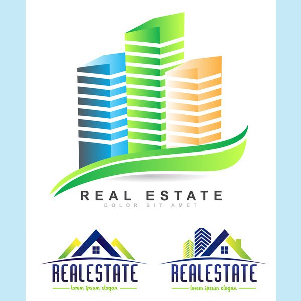 Portfolio Graphic Design Project - Real Estate