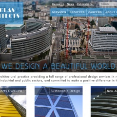 Douglas Architects - Website Design and Development